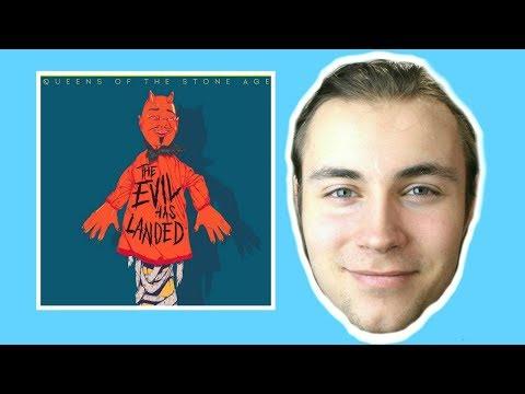 QOTSA - The Evil Has Landed REVIEW