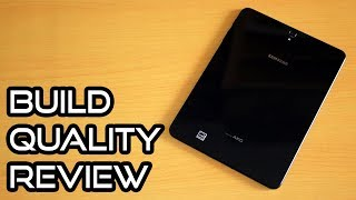 Samsung Galaxy Tab S3 Build Quality Review! 📱 [4K]