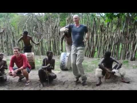 Traditional Music and Dancing in South Africa