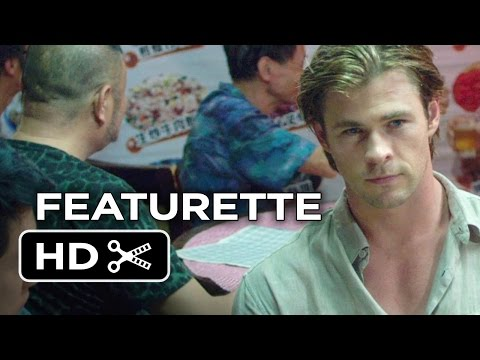 Blackhat Featurette - An Actor Prepares (2015) - Chris Hemsworth Action Movie HD