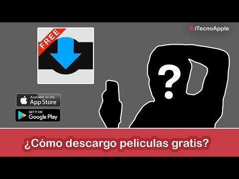 COMO DESCARGAR PELICULAS FACIL Y RAPIDO EN TU iPHONE GRATIS 2018