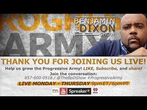 Live! Guest hosts Anoa & Brandon: Trump Cabinet, Trusted Sources, News & Politics!