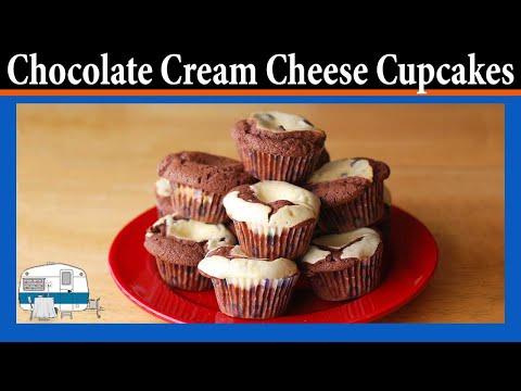 How to make Chocolate Cream Cheese Cupcakes