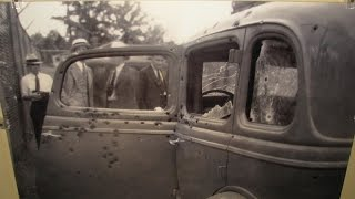 Bonnie & Clyde Actual Death Car - Authentic & Real