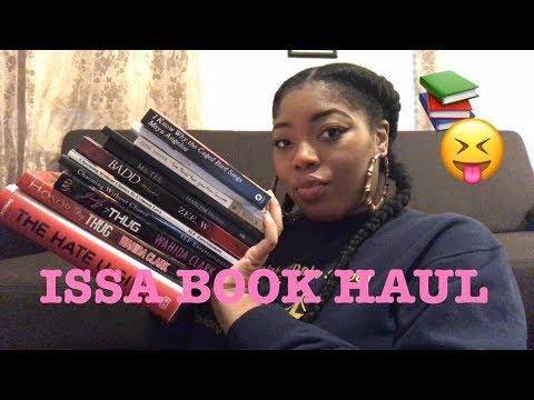 OCTOBER BOOK HAUL! Urban Fiction Book Reviews, etc | BeautyByYoko