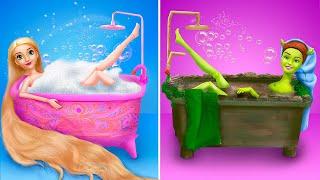 12 DIY Disney Princesses Hacks and Crafts