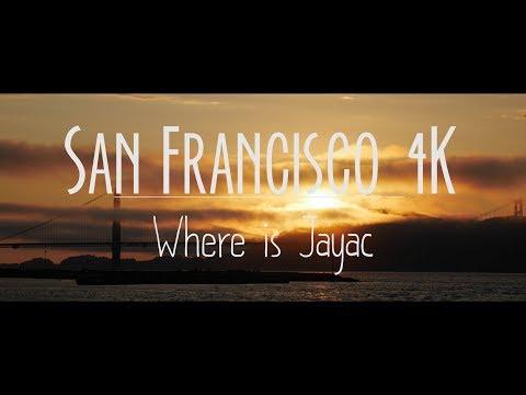 San Francisco 2017 4K - Travel Video**