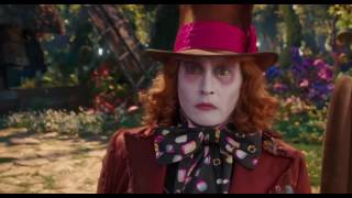 Alice Through the Looking Glass Official Trailer #2 2016   Mia Wasikowska, Johnny Depp Movie HD   Y