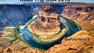 road trip usa 2013 hd gopro hero 3 silver edition