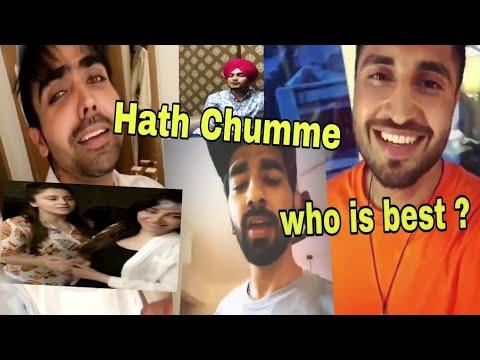 Hath Chumme - Hardy sandhu 'Jassi Gill `Maninder butter 'Ammy sister's|| lyrics-janni music- B Praak