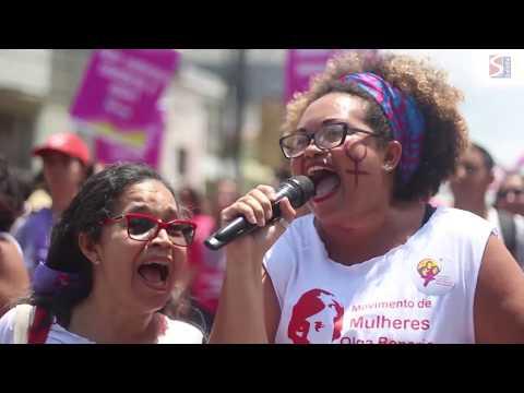 Manifestação 8M- Maceió