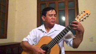 Tôi đưa em sang sông-Y Vũ-Nguyễn Huy Giáp Guitar solo