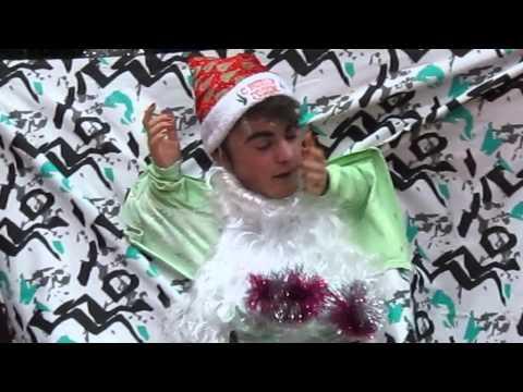 11 класс Сказка про Деда Мороза