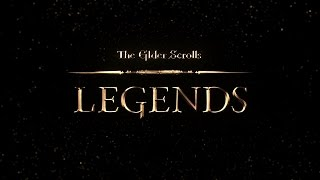 The Elder Scrolls׃ Legends - E3 2015 Teaser Trailer