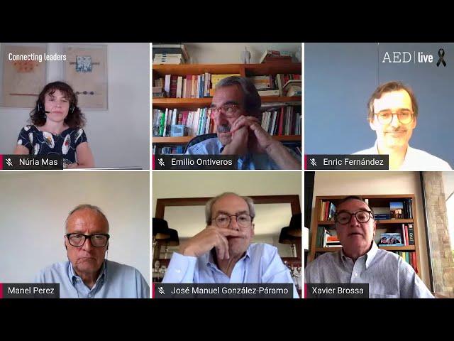 Debate Online_ Perspectiva económica de España y Europa ante el Covid-19