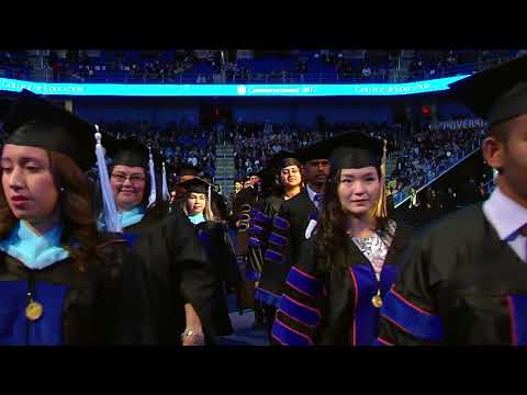 2017 December Commencement - College of Education - College of Science - PART 1