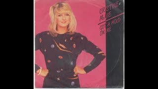 Christine McVie - Got A Hold On Me (1984) HQ