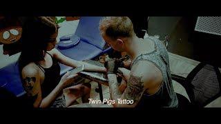 Twin Pigs: тату, пирсинг и звукозапись, сведение, мастеринг. Минск. Беларусь
