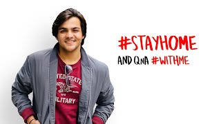 #STAYHOME because its QNA #WithME | Ashish Chanchlani