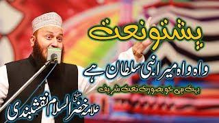 pashto naat 2019 -Wah Wah mera nabi sultan hai