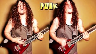 Punk VS Metal 2