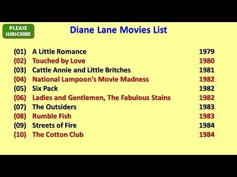 Diane lane 2018 dating movies list