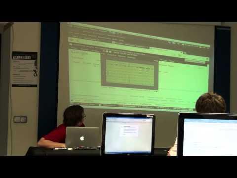 Resolución del Concurso Hack-It 2011