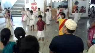 swarn dance video  in school function