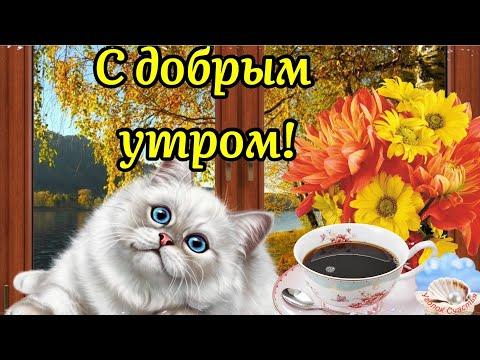 С Добрым Утром! Спасибо, Господи, За Все, Что Есть! Музыка Сергей Чекалин! Музыкальная Открытка!