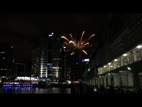 Searching4Sam • New Years Eve in Auckland