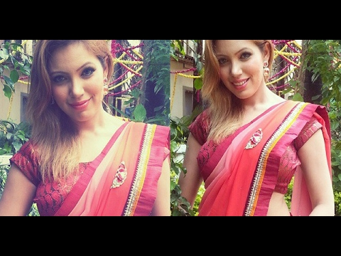 Beautiful Babita Ji In Saree Taarak Mehta Ka Ooltah ... Taarak Mehta Ka Ooltah Chashmah Jethalal And Babita Ji Hot