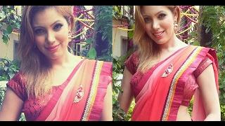 Beautiful Babita Ji In Saree Taarak Mehta Ka Ooltah Chashmah