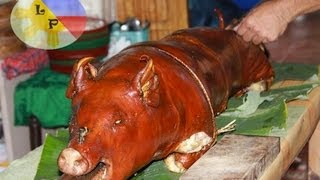 Repeat youtube video How to roast a whole pig (how to make Lechon)