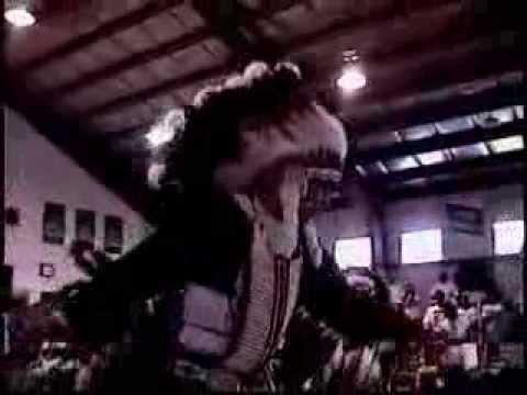 Native American Paiute Indian Eagle Dance 1997