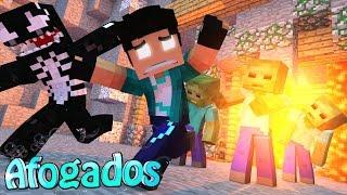 Minecraft AFOGADOS : ESTOU PRESO !!! #05 thumbnail
