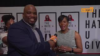Mayor of Atlanta Keisha Lance Bottoms on the city's booming entertainment scene
