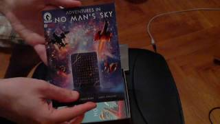 [Unboxing] No Man's Sky Limited Edition PS4 German