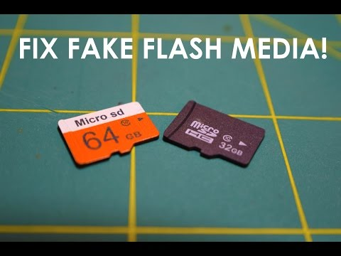 Software Sunday EP14: Make Fake Flash Media Usable With BOOTICE