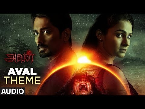 Aval Theme Full Song    Aval Tamil Songs...