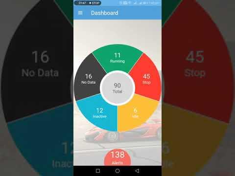 GPS tracking application (libigps pro) Tutorial part1 ||LIBI TECHNOLOGIES||