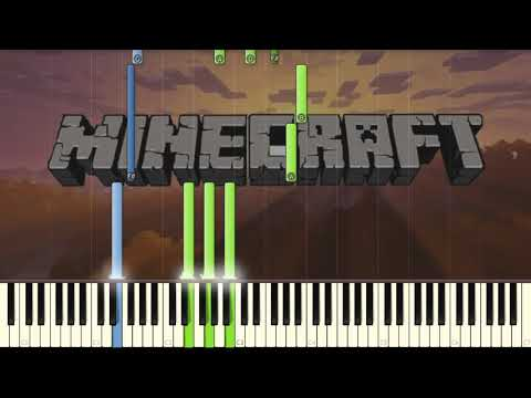 🎵 HOW To PLAY MINECRAFT On PIANO EASY