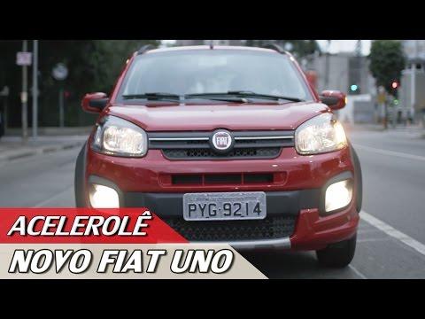 LANÇAMENTO: FIAT UNO 2017 - ACELEROLÊ #14   ACELERADOS
