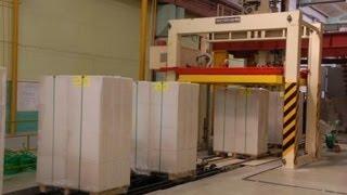 Производство по изготовлению газосиликатных блоков для строительства(Газосиликатные блоки — это ячеистый конструкционно-теплоизоляционный материал, получаемый из смеси извес..., 2013-05-06T09:17:46.000Z)