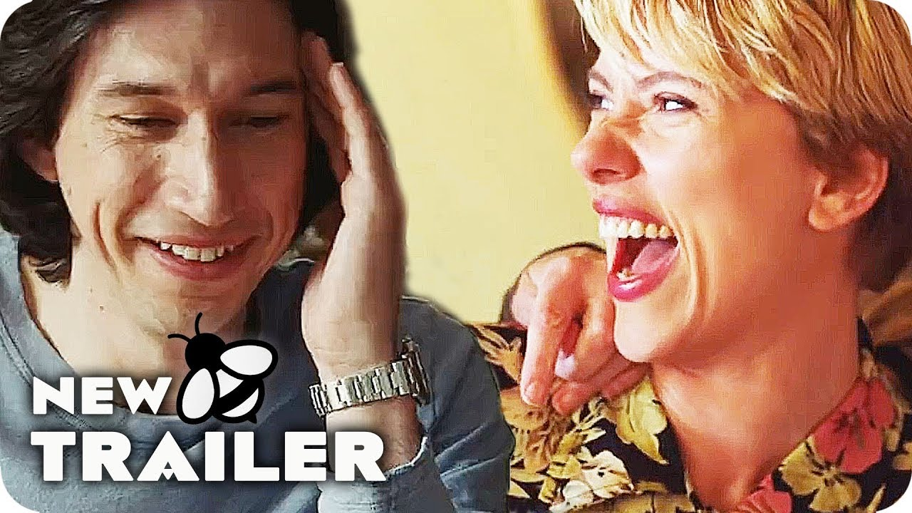 Marriage Story Trailer 2019 Scarlett Johansson Adam Driver Netflix Movie Youtube