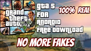 GTA 5 Android Free Download 2018 (Apk+Obb) [ ONLY 2mb ] with REAL Gameplay | 100% REAL & WORKING!!!