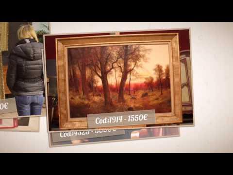 Paintings catalogue. Shop online antiques and decorative.