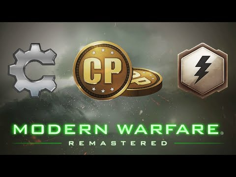 The Ideal Supply Drop: Universal Currency (CoD:MWR)