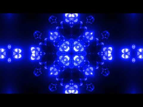 VJ/DJ Blue Abstract moving || Digital Music Beat || Animated Motion Background ||Free Video Loop