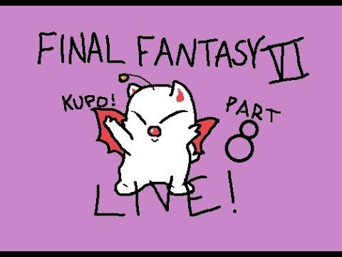 Final Fantasy VI - Part 8 LIVE #finalfantasyvi