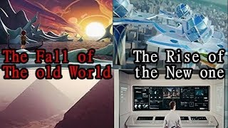 The Cathedral Fire EXPOSED (P2) The Fall of The Old World and The Rise of the NEW ONE!